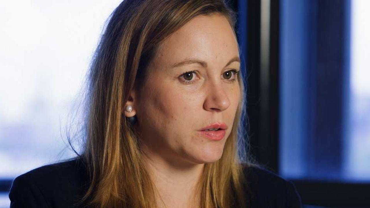 Axelle Lemaire, secrétaire d'Etat au numérique.