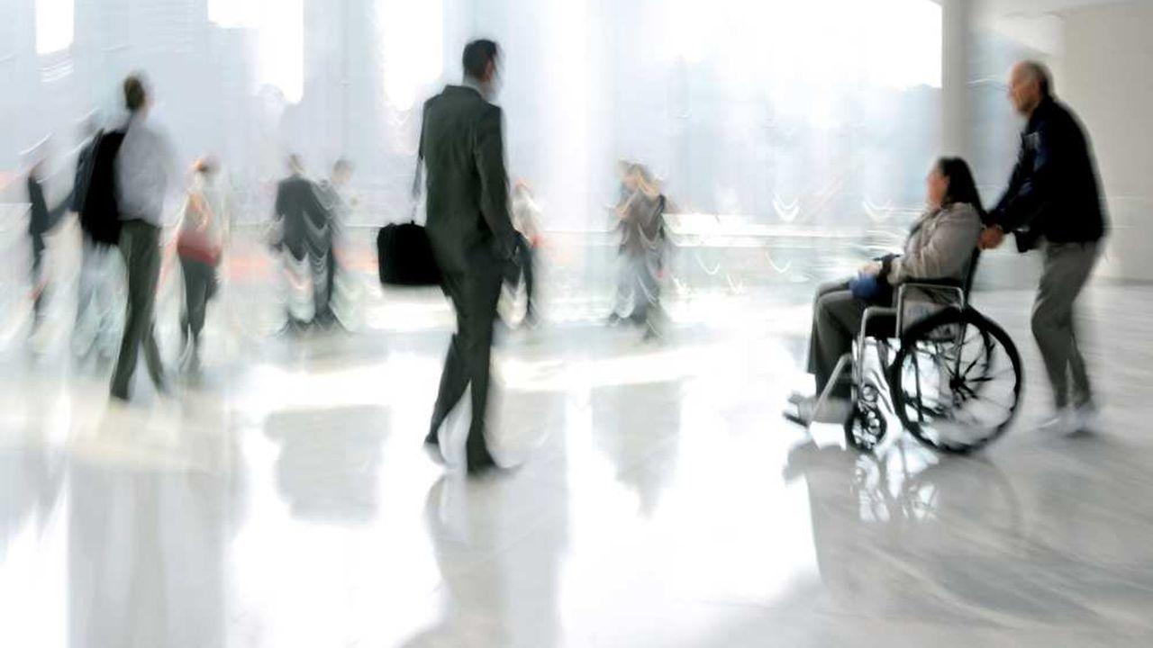 L'important est de décliner le handicap de manière à pouvoir aménager les horaires en conséquence