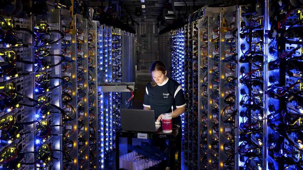 Serveurs: l'humain garde l'avantage face aux robots