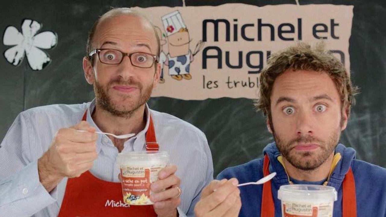 Michel de Rovira et Augustin Paluel-Marmont, codirigeants de Michel & Augustin, ont signé une charte de qualité relationnelle.