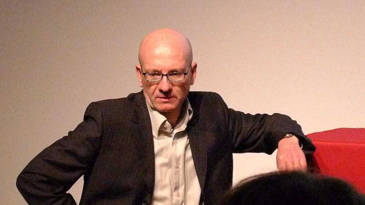 Yann Gourvenec, lors d'un évènement Orange en 2010.