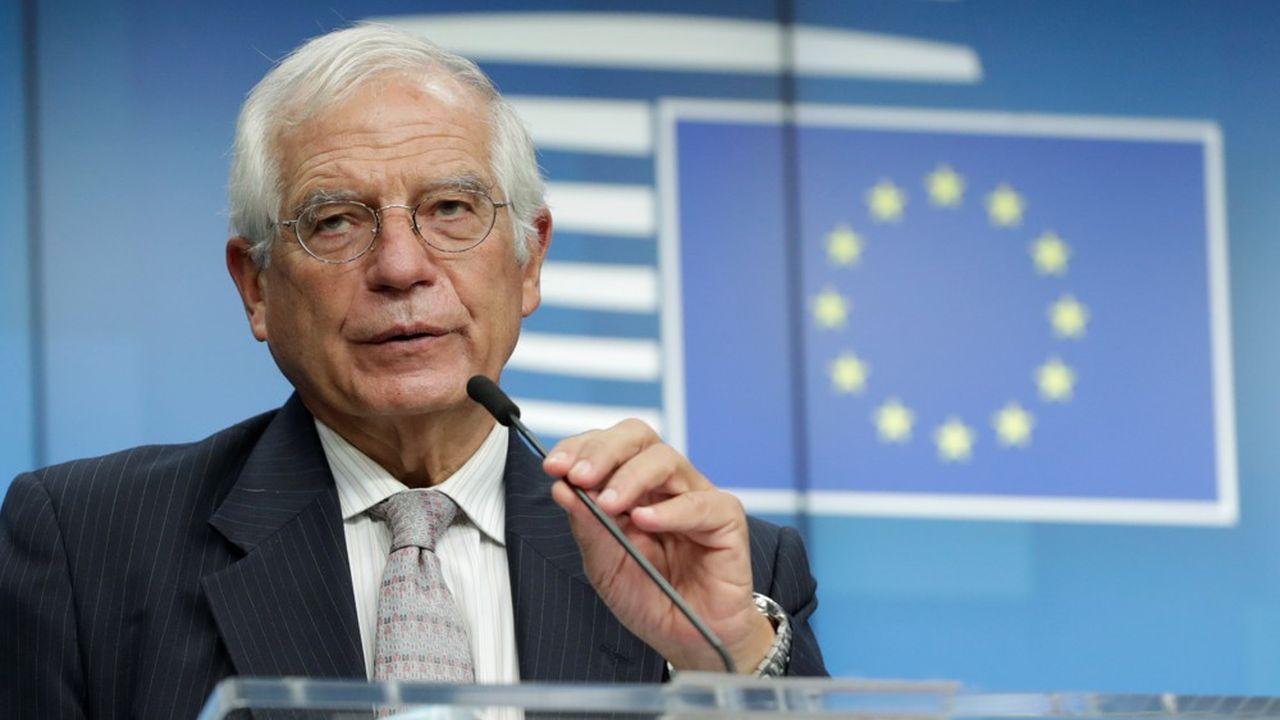 Le chef de la diplomatie européenne, Josep Borrell.