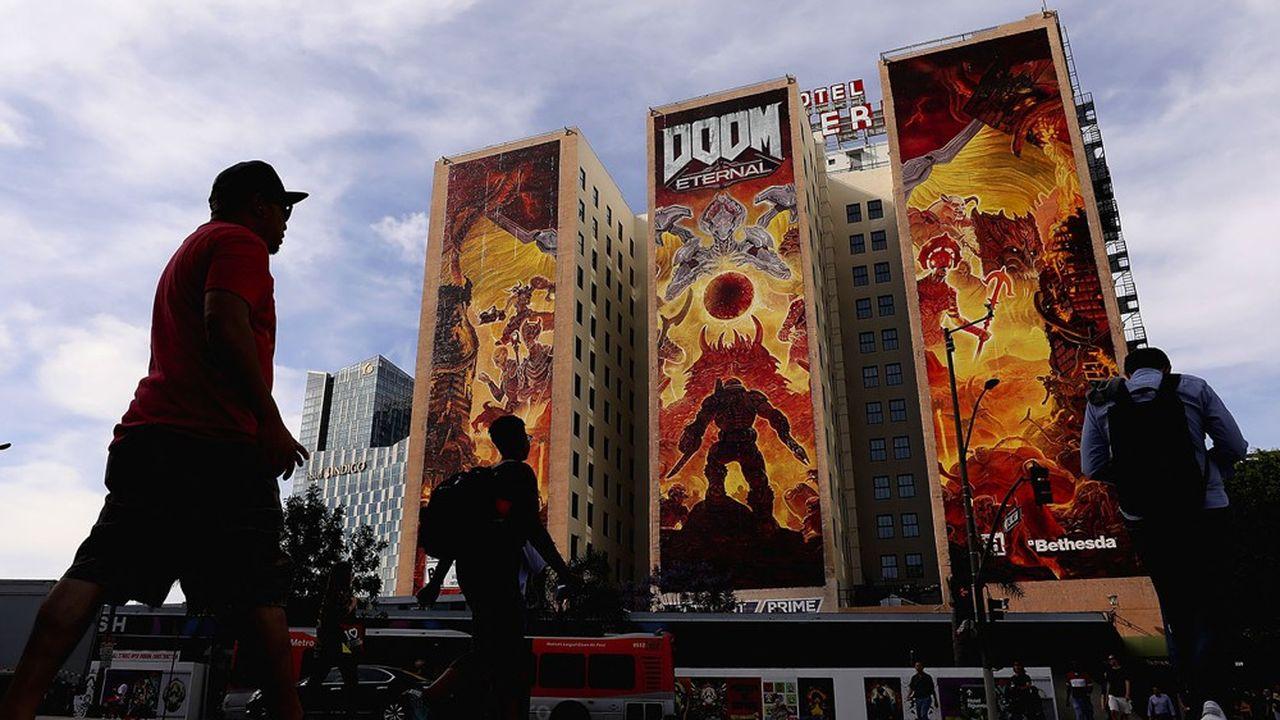 Bethesda a développé de vrais succès critiques plébiscités par les joueurs chevronnés, dont «Doom».