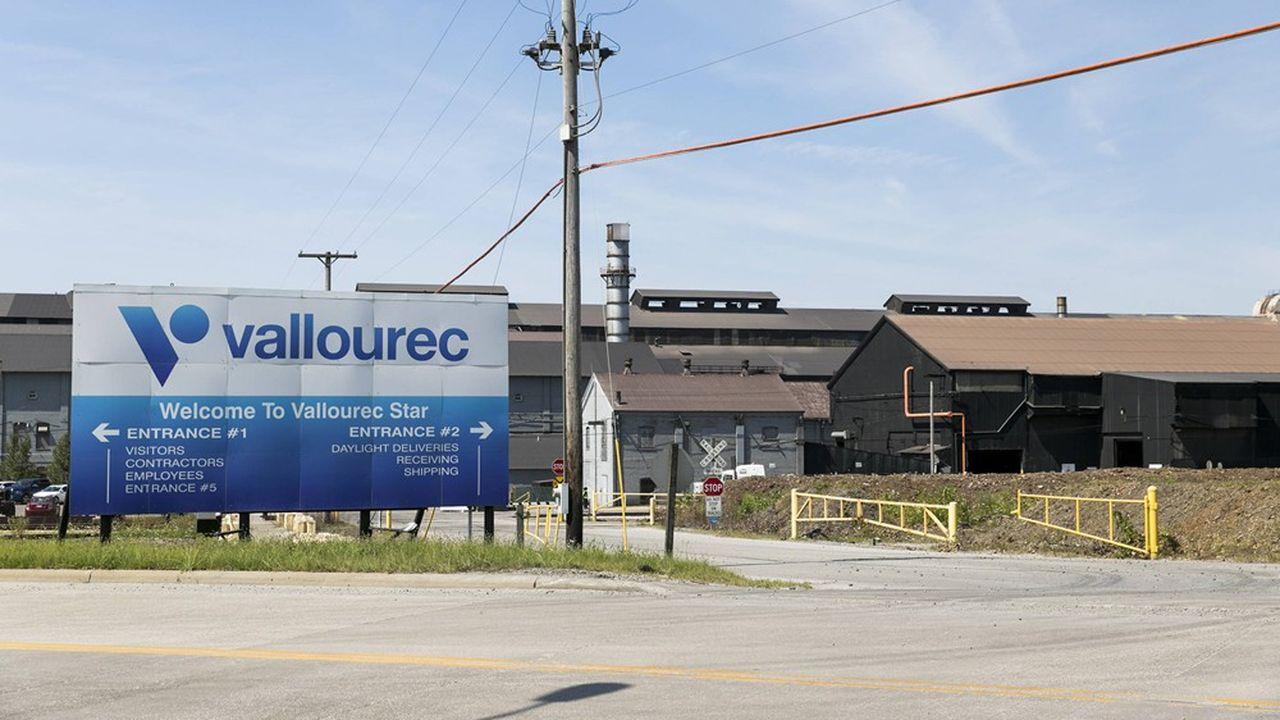 Vallourec a déjà annoncé 900 suppressions de postes dans ses sites américains pour faire face à l'effondrement des commandes des compagnies pétrolières aux Etats-Unis.