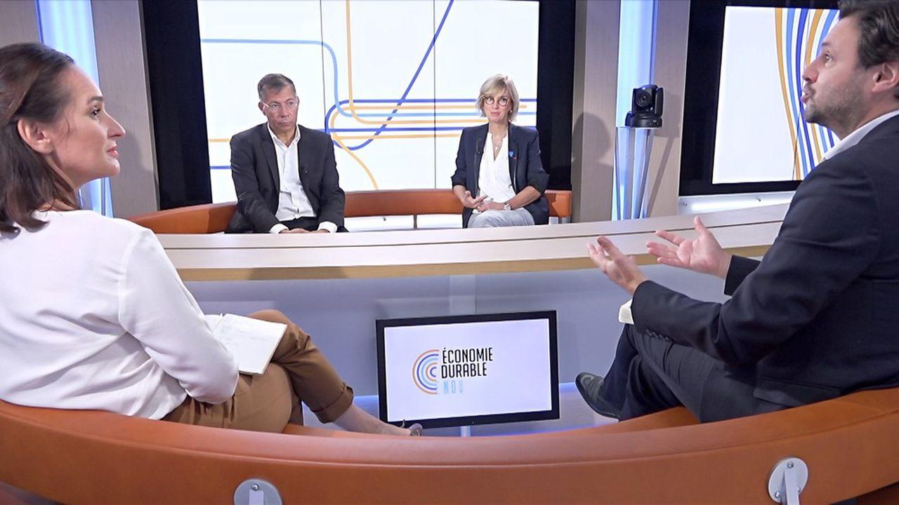 Une table ronde animée par Fabrice Lundy, chroniqueur sur Radio Classique, a permis de confronter l'experience de dirigeantes d'entreprise en pointe sur la transition écologique et le point de vue d'experts.