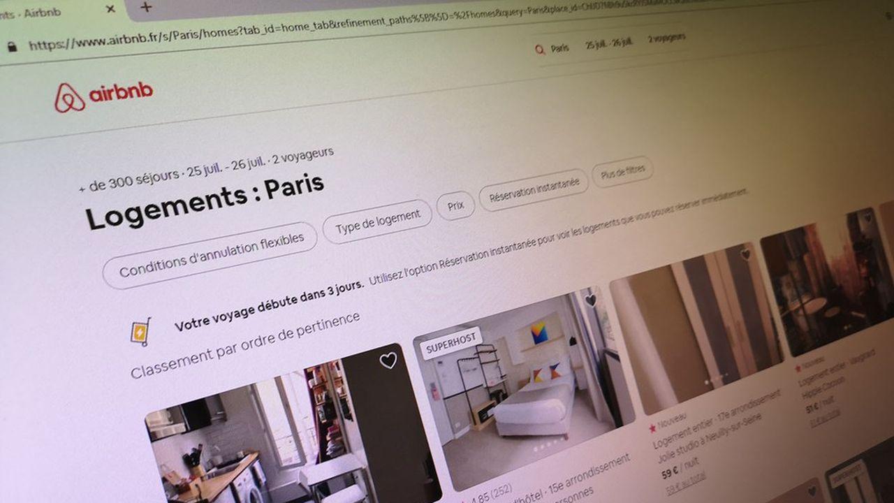 La location de résidences secondaires sur Airbnb est soumise à une déclaration préalable à la Mairie de Paris.