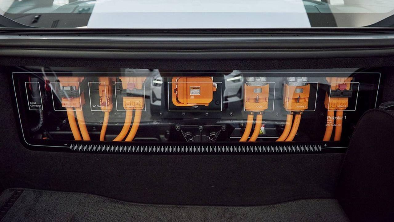 L'essor des voitures électriques porte le développement des brevets sur les batteries.
