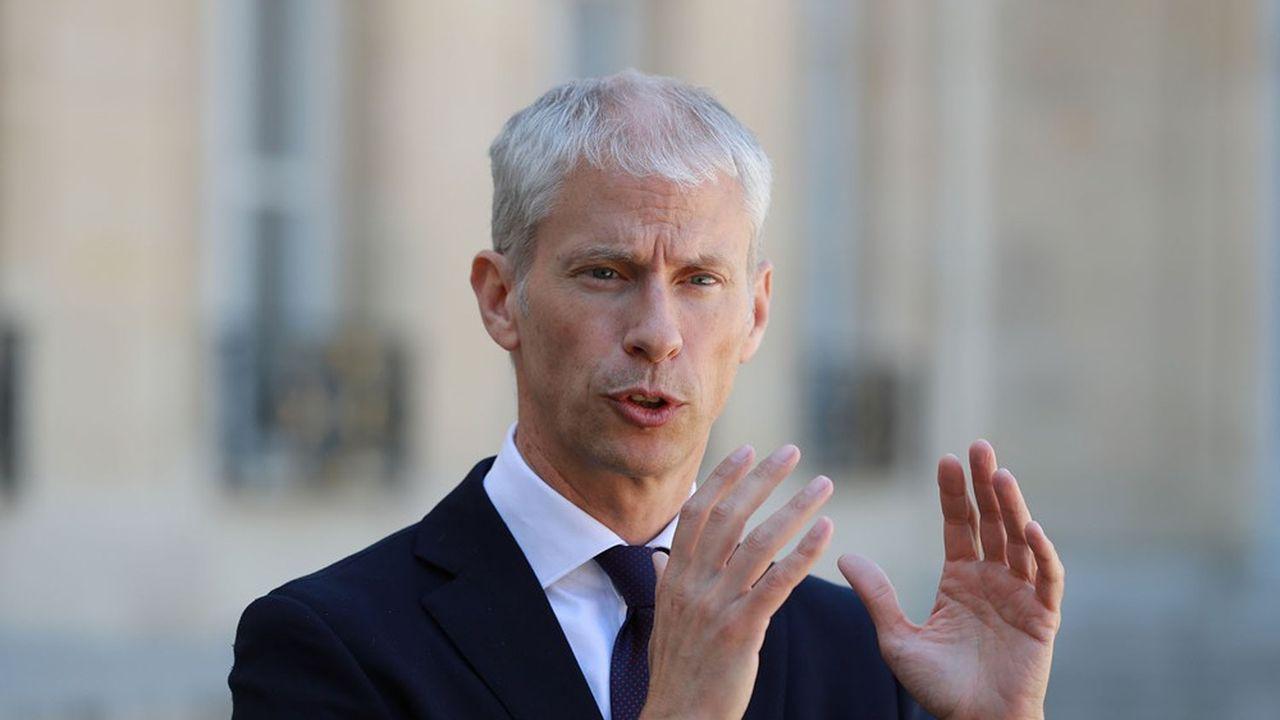 Pour Franck Riester, la France ne veut pas «jeter à la poubelle dix ans de travail» sur l'accord commercial EU-Mercosur.