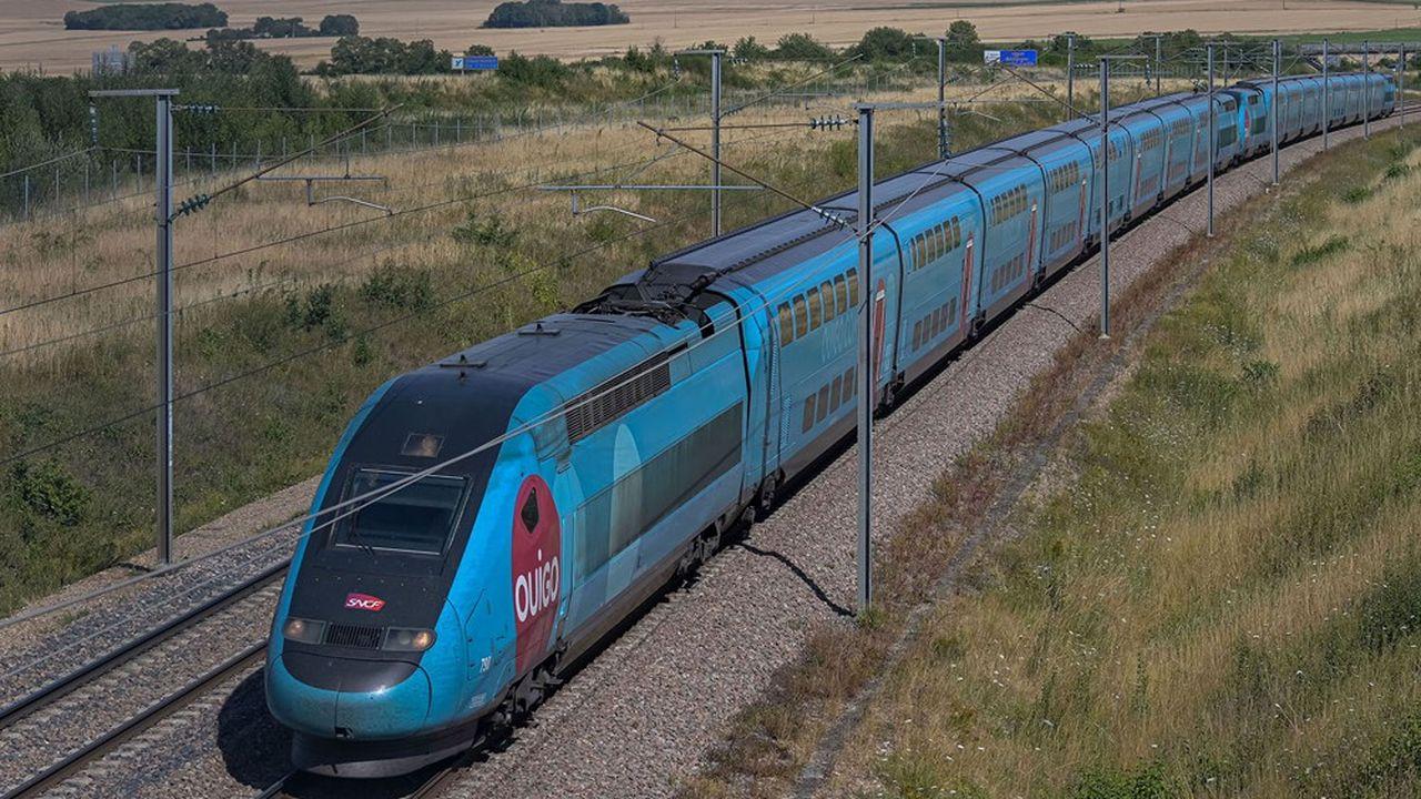 Calendrier Des Prix Sncf 2021 La SNCF lance la bataille des TGV low cost en Espagne | Les Echos
