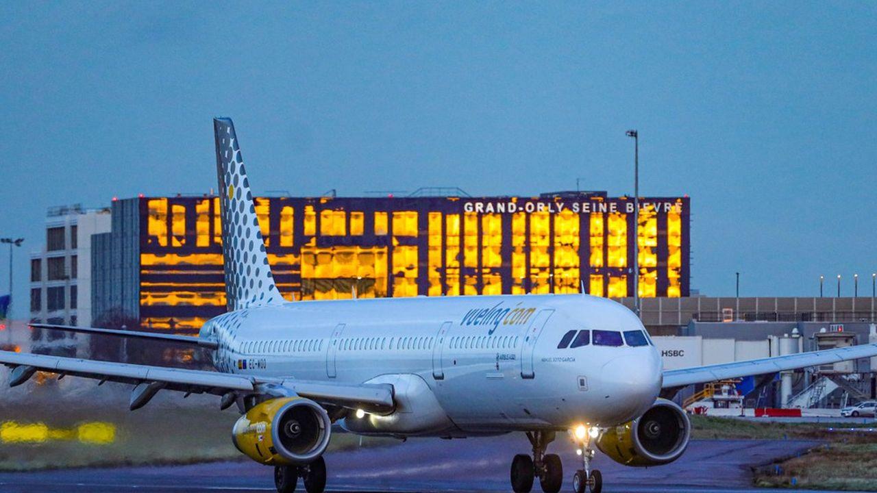 Vueling opère déjà 24 lignes au départ de l'aéroport d'Orly.