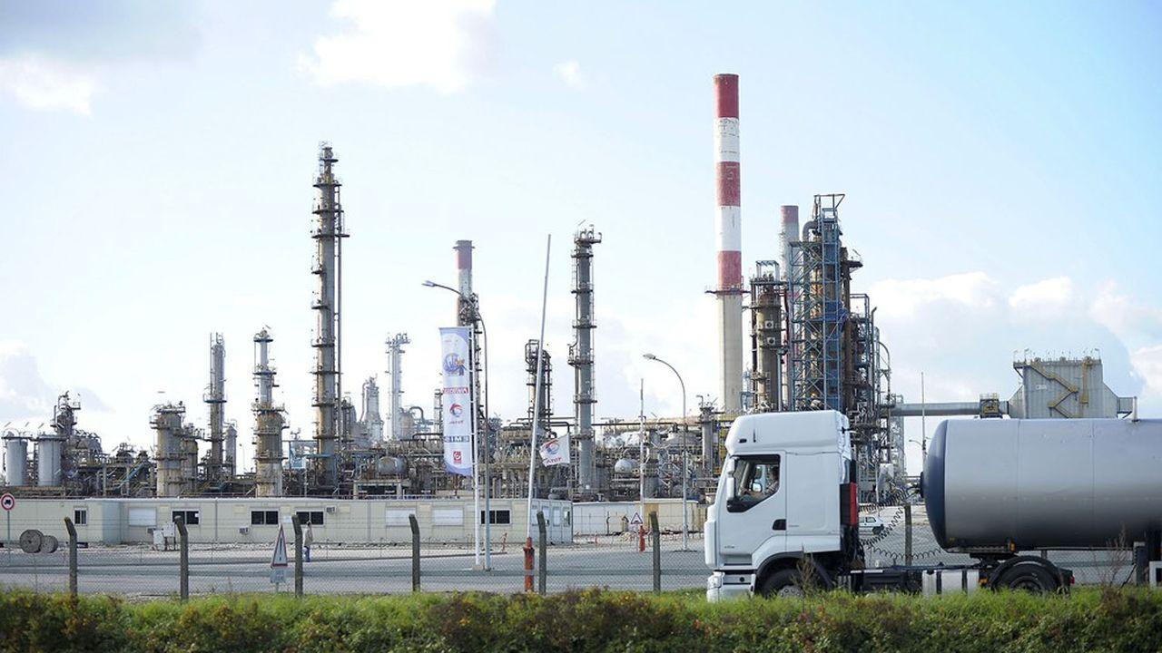 Le site de Total à Grandpuits est la seule raffinerie d'Ile-de-France.