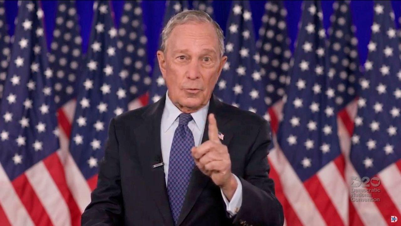 Michael Bloomberg, ancien maire de New York, a été l'un des principaux contributeurs à l'opération de la FRRC.