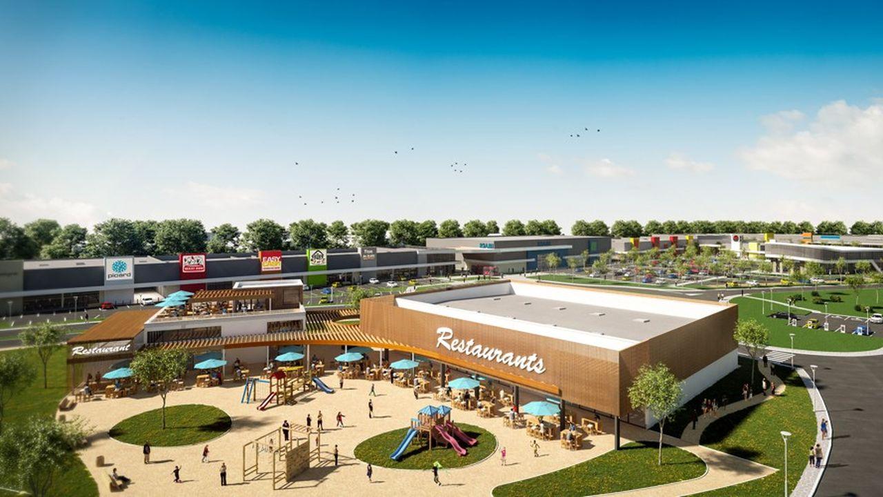 Etixia engage un projet de restructuration de la zone des Gravières à Actisud dans la périphérie de Metz.