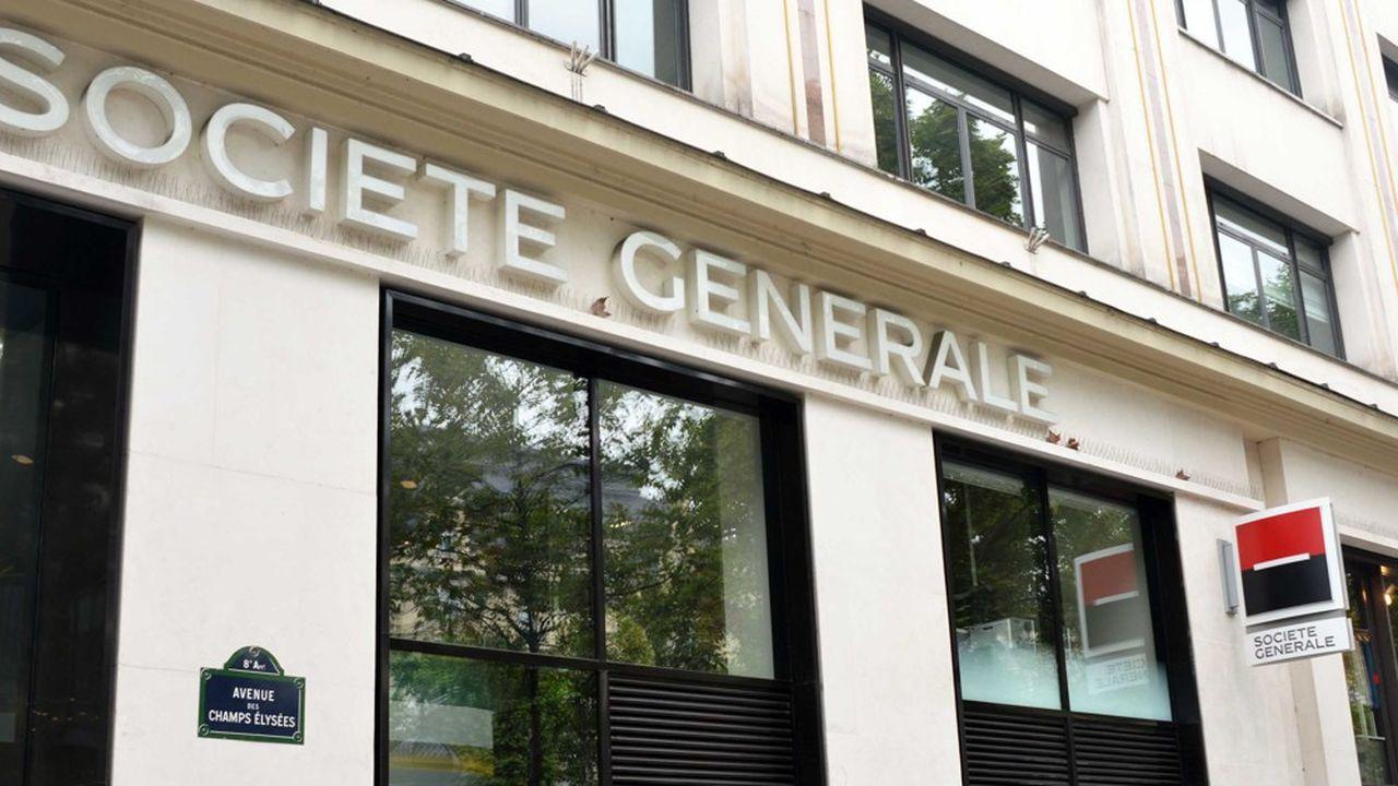 La banque envisage de créer un nouvel ensemble en mariant ses réseaux Société Générale et Crédit du Nord.