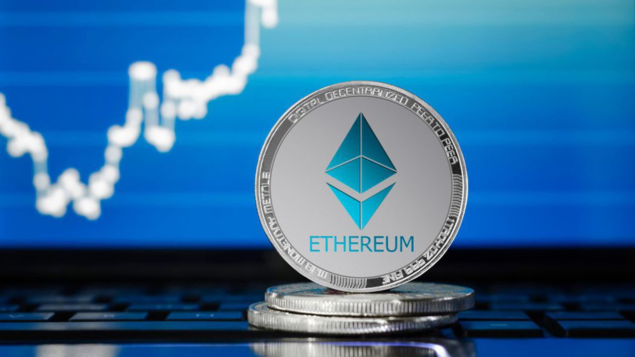L'ether a porté vers le haut les cours du marché des cryptos.