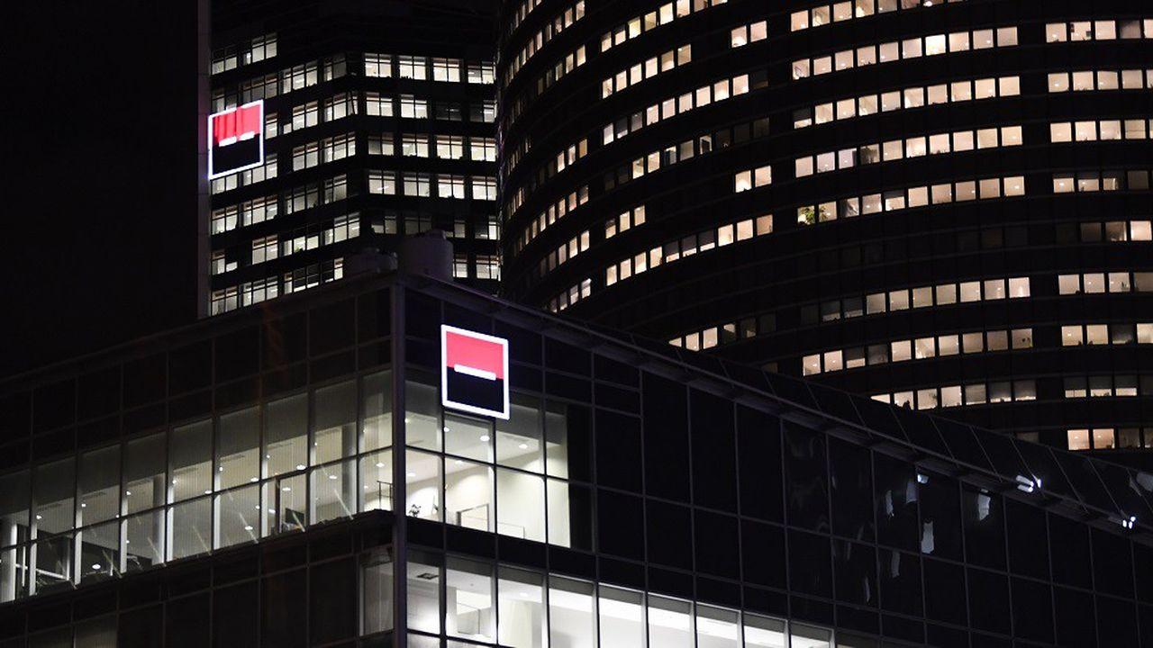 Le Crédit du Nord appartient au groupe Société Générale depuis 1997.