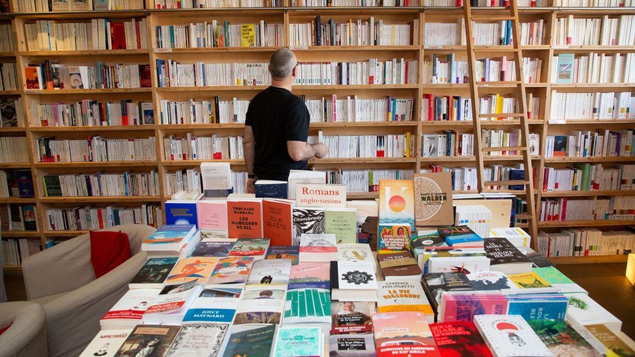 Entre le 11 mai et le 31 août, le chiffre d'affaires des librairies a progressé de 14,9 %, annonce le Syndicat de la librairie française (SLF)»