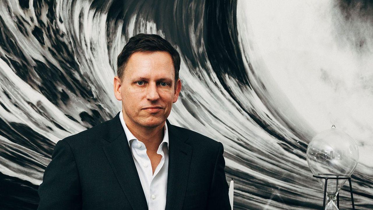 Peter Thiel, cofondateur de Palantir, est l'actionnaire majoritaire de la firme.