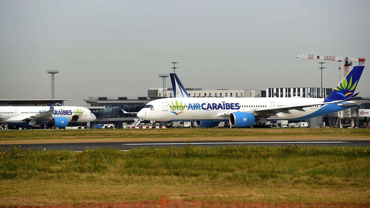 Air Caraïbes et sa petite soeur low cost French Bee sont devenus les principaux concurrents d'Air France sur les DOM-TOM.