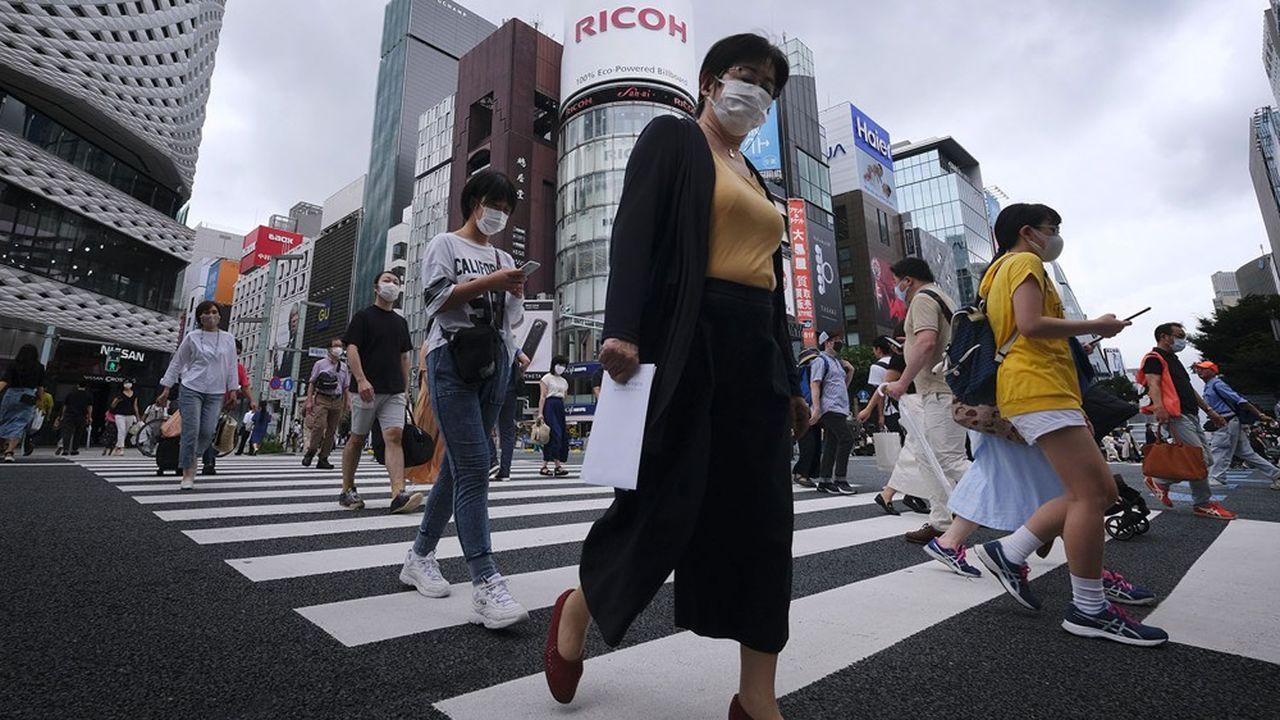 Ginza est l'un des quartiers les plus chics et les plus chers aussi de la capitale japonaise.