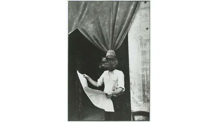 Henri Cartier-Bresson Livourne, Italie, 1933, épreuve gélatino-argentique de 1973