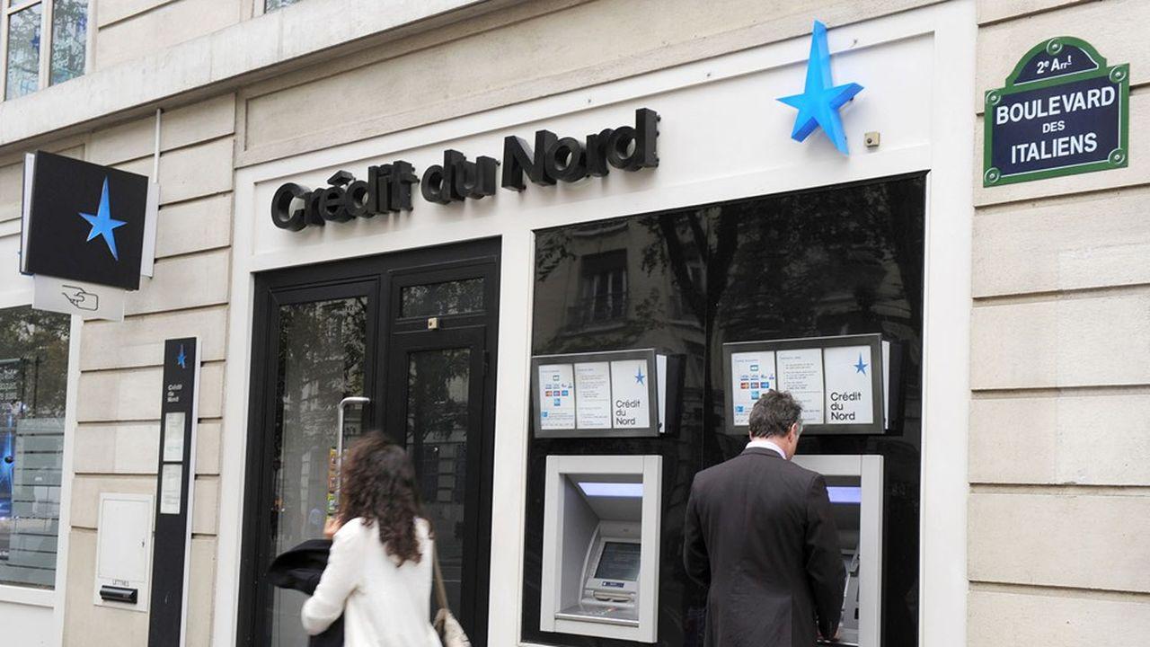 Il gruppo Crédit du Nord è posseduto al 100% da Société Générale dal 2009.