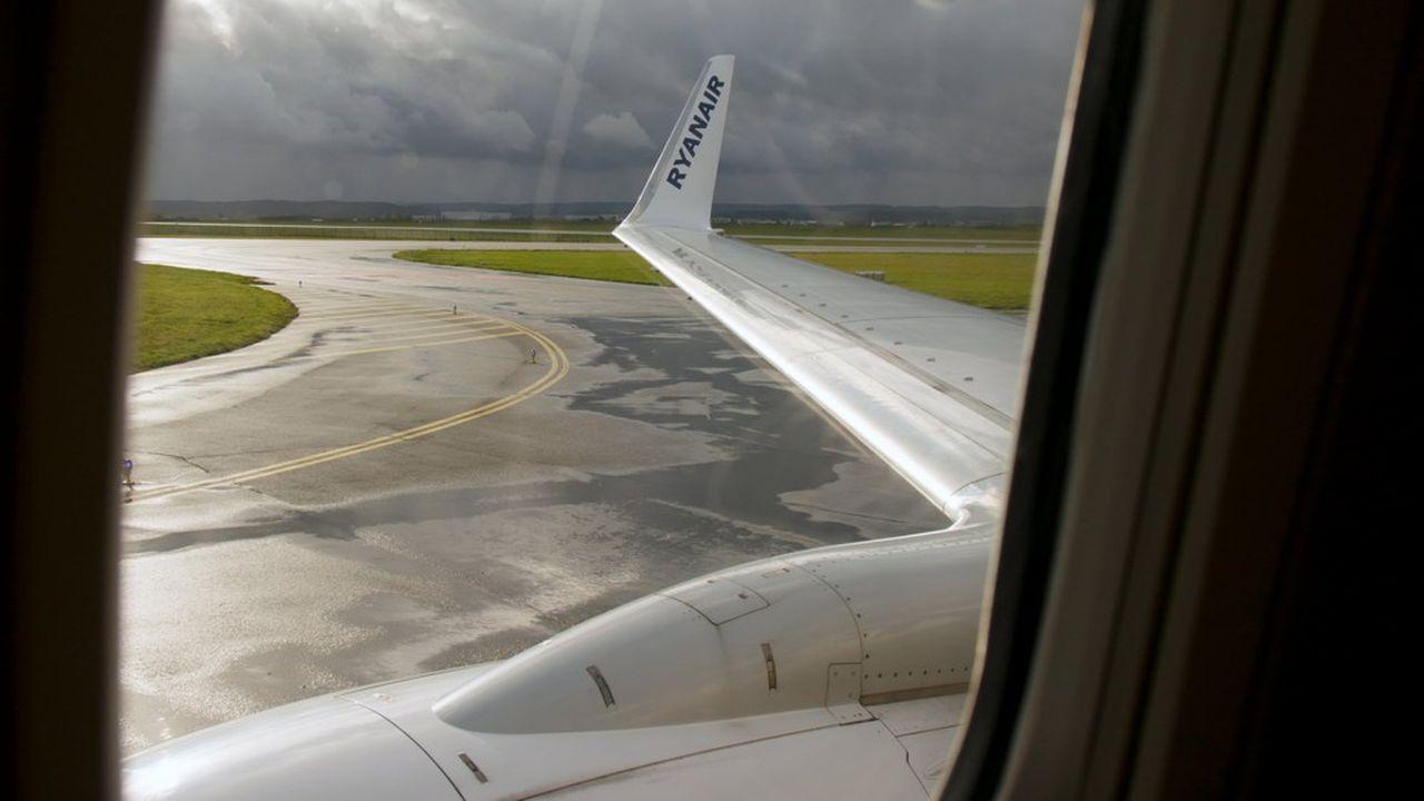 Ryanair est présent à l'aéroport de Beauvais depuis 1997 mais n'y avait jamais basé d'avion.