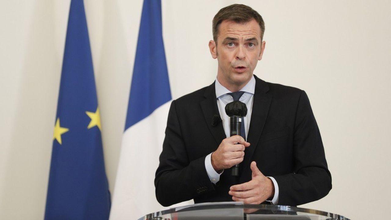 Le ministre français de la Santé, Olivier Véran, doit présenter de nouvelles mesures.