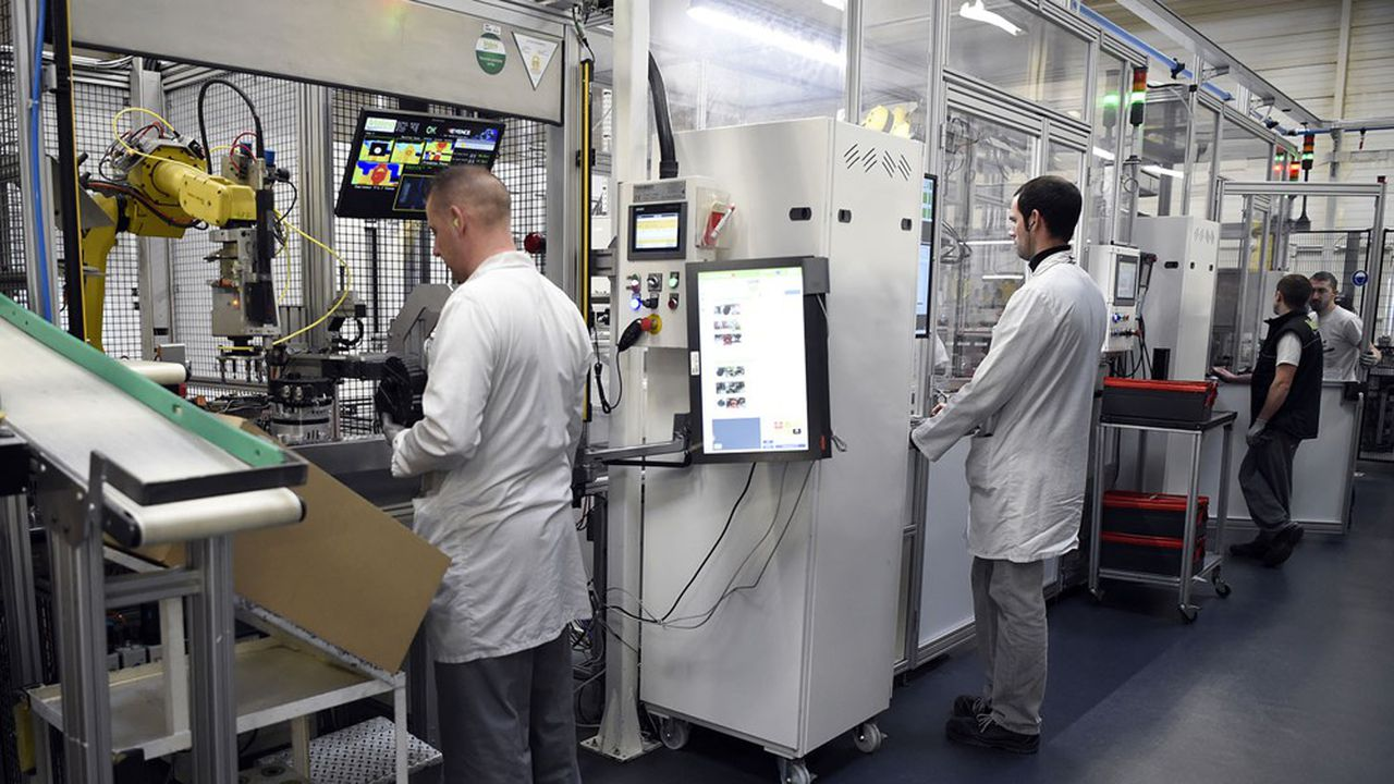 Valeo emploie aujourd'hui 13.500 salariés dans l'Hexagone.