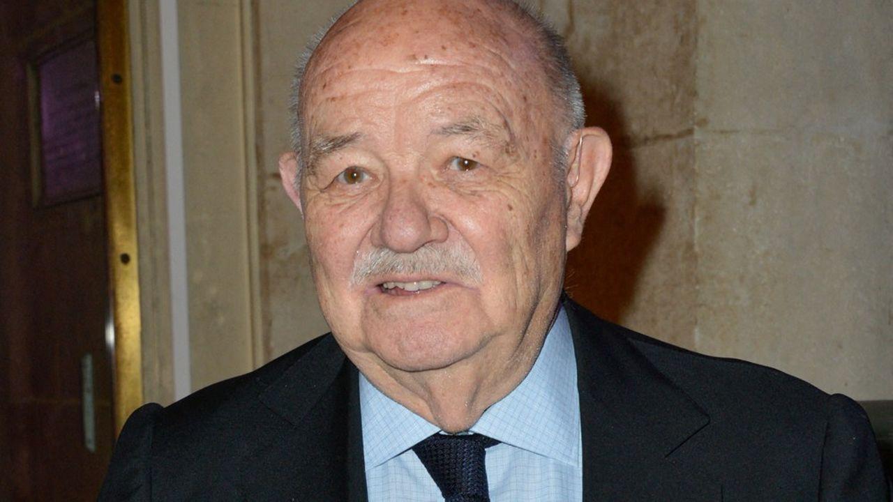 Pierre Troisgros est décédé ce mercredi.
