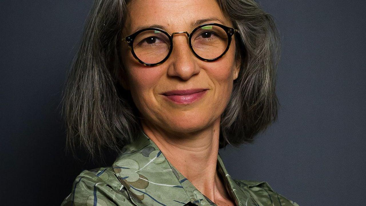 Linda Nicolini, présidente fondatrice de Swallis Medical.