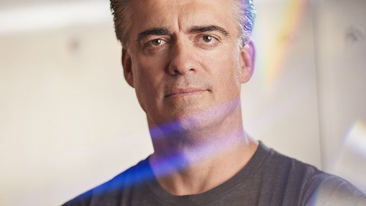 Rick Smith, fondateur et patron d'Axon.