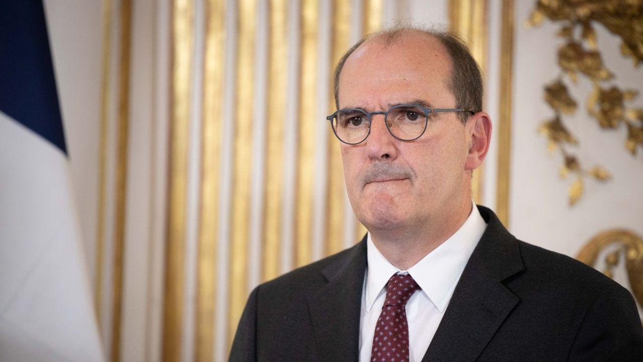 Le Premier ministre, Jean Castex, participe ce jeudi soir à sa première émission politique en première partie de soirée sur France 2.