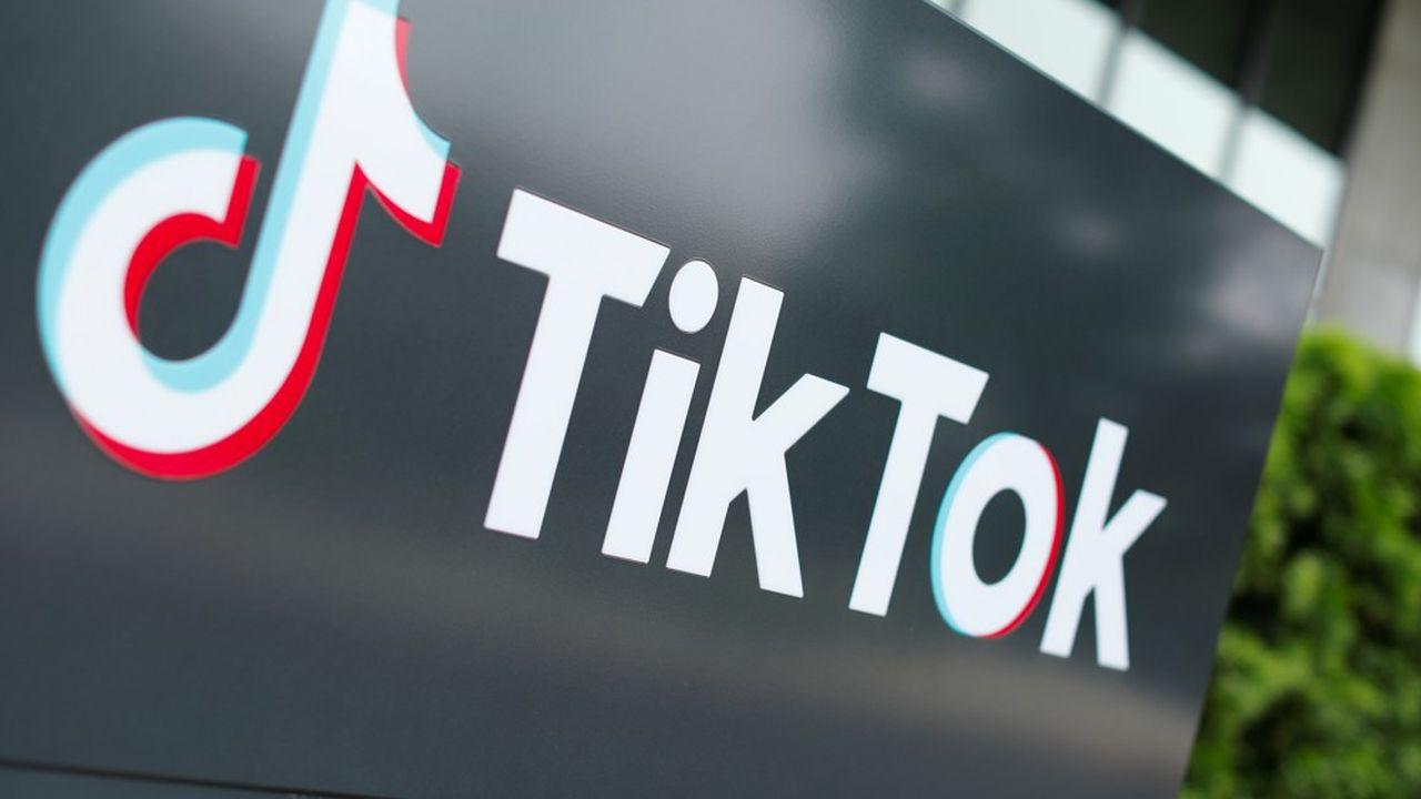 TikTok compte près de 100millions d'utilisateurs actifs mensuels aux Etats-Unis