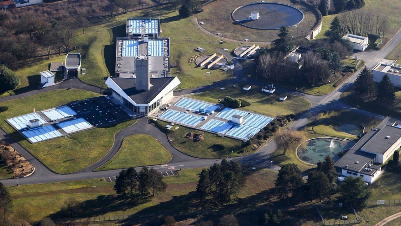 La filiale Eau France (ici une usine de retraitement dans l'Essonne) représente, souligne Suez, 50% de son activité Eau en Europe et 10.000 salariés.