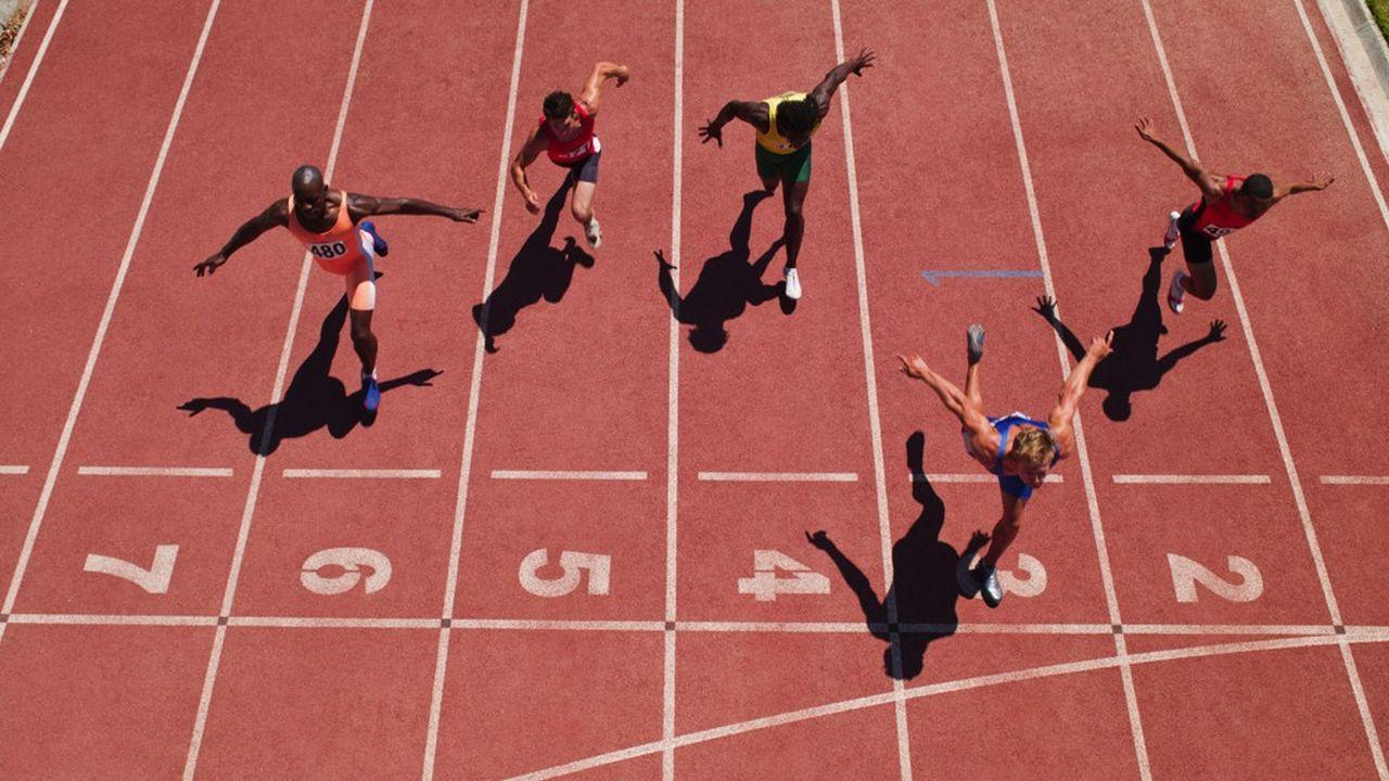 53 sportifs de haut niveau suivent les cours de l'école de kiné de Saint-Maurice, à deux pas de l'INSEP, le temple du sport.
