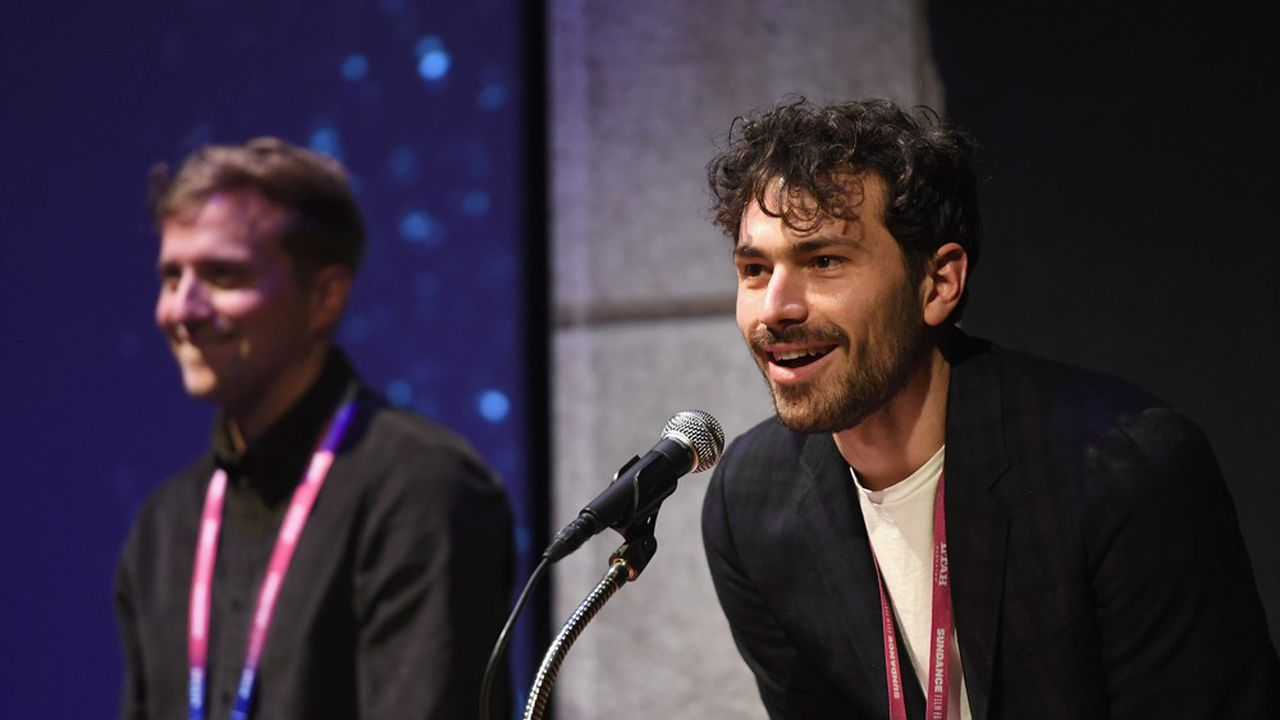 Beniamino Barrese, vainqueur du Grand prix à Annecy en 2019, fait partie du jury de l'édition 2020.