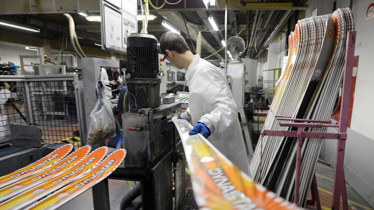 L'usine de Sallanches sera consacrée à la production de skis dits « à forte valeur ajoutée » et à la confection de skis junior.