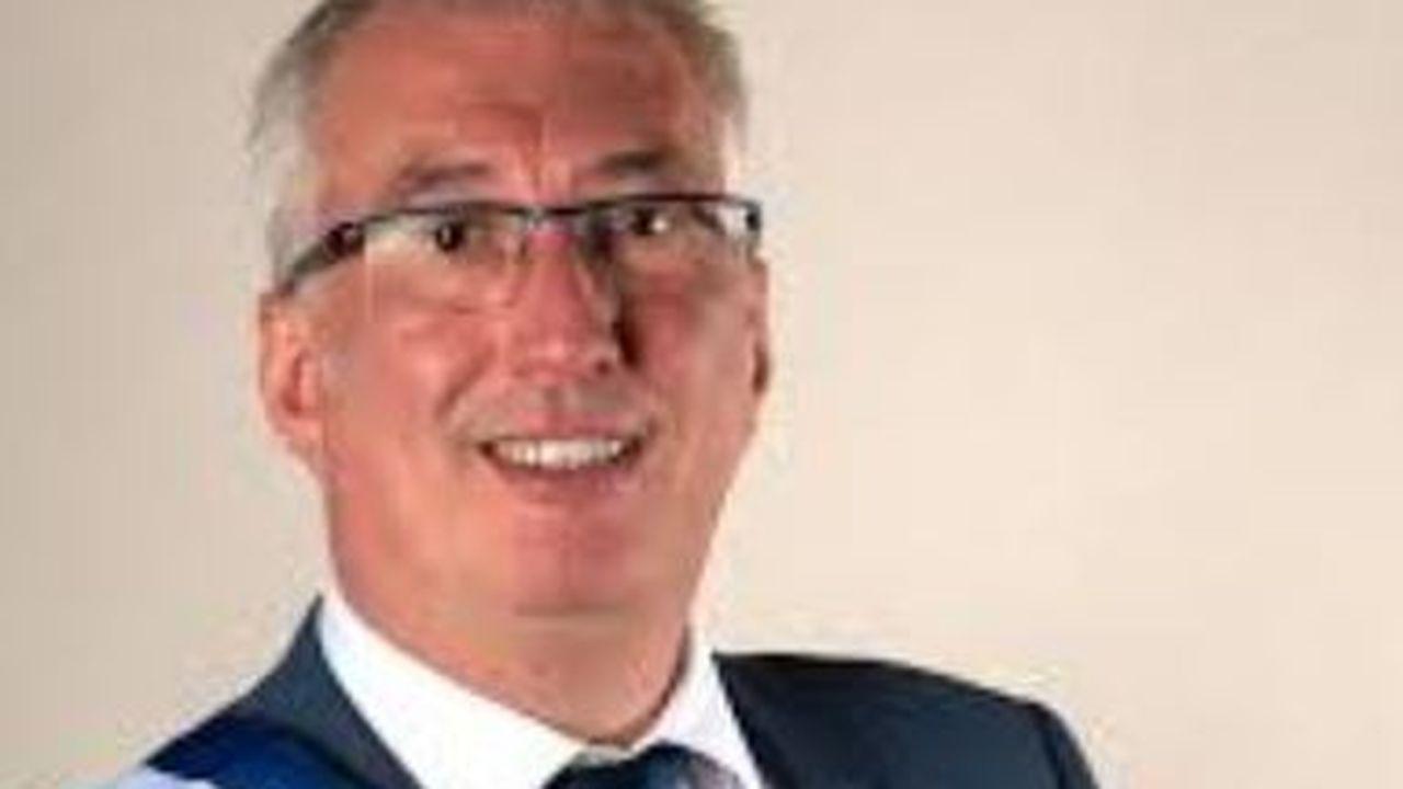 Christophe Rivenq est président d'Alès Agglomération depuis le 15juillet.