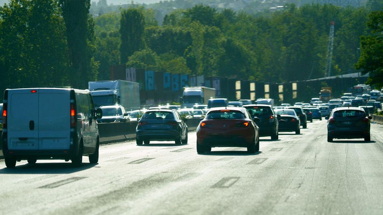 Le territoire est tributaire de grandes infrastructures de transport.