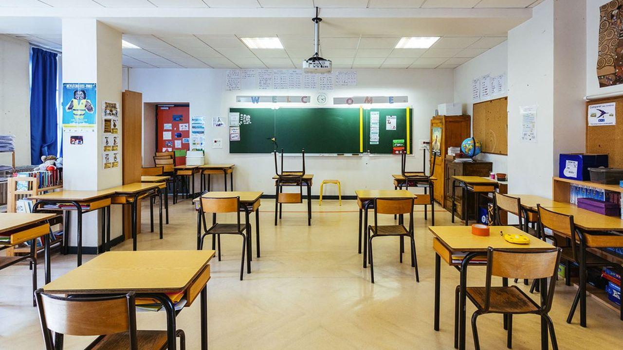 Les établissements de l'enseignement catholique ont perdu 8.723 élèves en un an, soit une baisse de 0,42%.