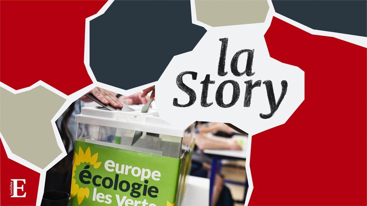 La primaire d'Europe Ecologie les Verts (EELV) en juin2019 pour choisir le candidat du parti aux Municipales de Paris.