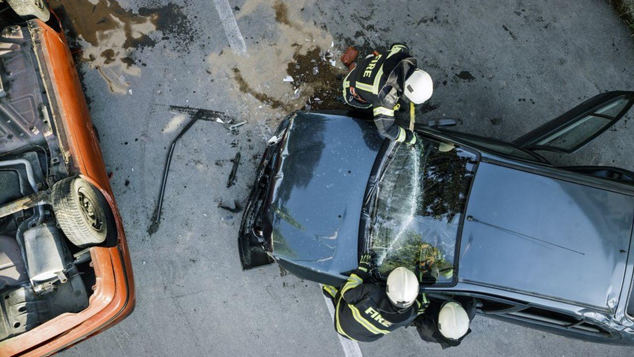 Le fonds de garantie des victimes a versé 116millions d'euros d'indemnités aux accidentés victimes d'un conducteur non-assuré ou ayant pris la fuite.