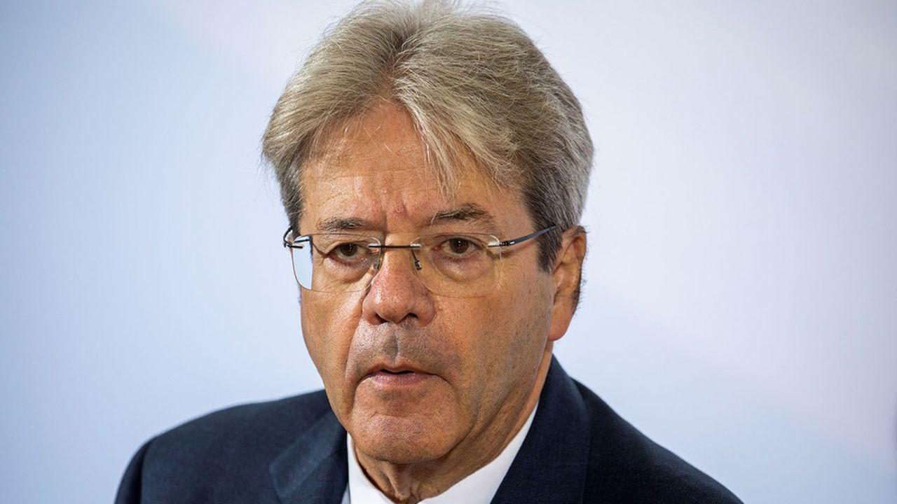 Paolo Gentiloni, le commissaire européen en charge du sujet, fait de la lutte contre l'évasion fiscale un de ses chevaux de bataille.