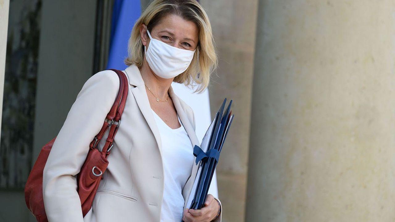 «Après l'urgence, voilà le temps de tirer les leçons», a déclaré la ministre de la Transition écologique, Barbara Pompili.