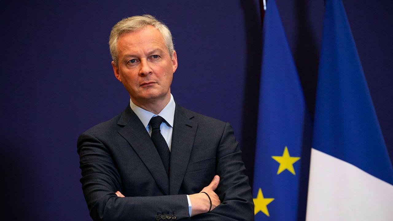 Bruno Le Maire, le ministre de l'Economie, veut «étudier le renforcement des dispositifs existants» d'aide aux PME.
