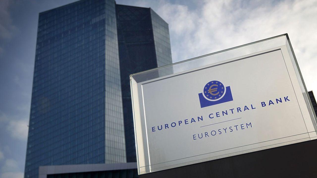 Les banques ont notamment utilisé les financements à taux négatifs offerts par la Banque centrale européenne pour acheter de la dette d'Etat et empocher un gain, selon S&P.