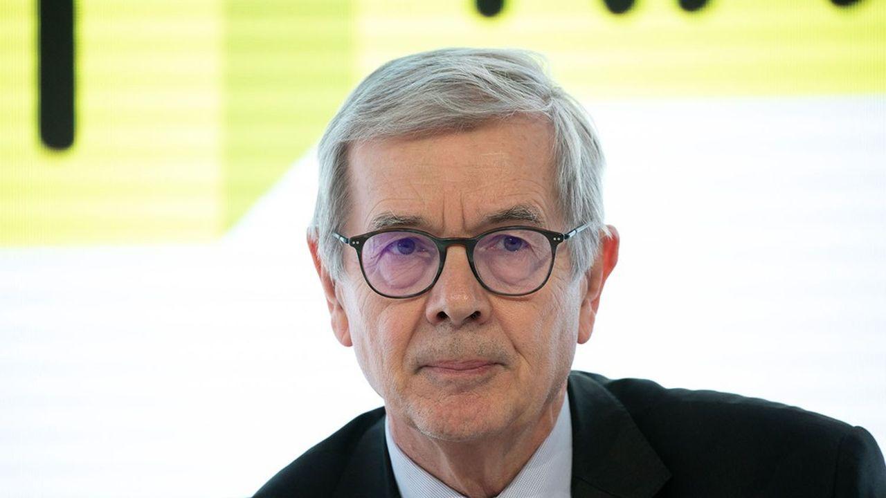 Philippe Varin, président du conseil d'administration de Suez.