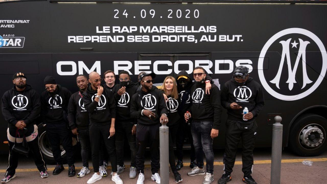 WTF - L'OM lance... un label de rap !