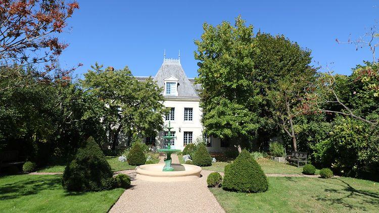 Manoir à Amboise, à vendre 1.575.000 euros.